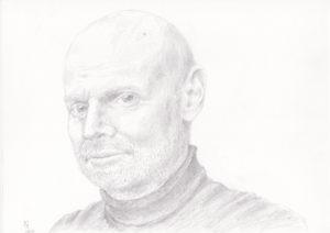 portret portrait drawing portrettekening opdracht commission