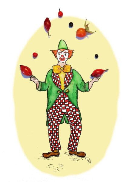 Circus 1_Clown