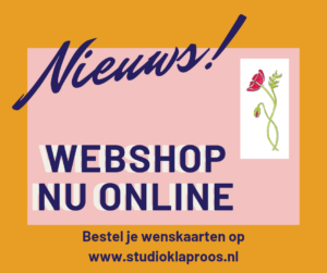 website online studio klaproos nieuws
